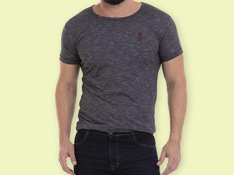 Camisetas Masculinas - Melhores Preços | Lojas Conexão